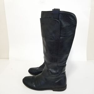 Frye size 6.5 tall leather boots